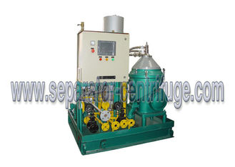 Advanced Structure 3 Phase Disc Stack Centrifuges Marine Oil Separator Machine