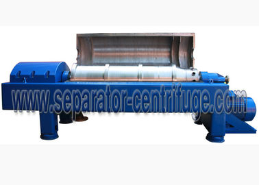 Cina 2 Phase Automatic Continuous Chemical Decanter Centrifuge Solid Bowl Centrifuge pemasok