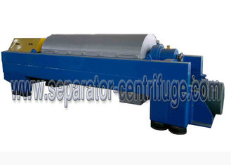 Cina High Efficiency Solid Separation Decanter Centrifuges Dengan Kontrol PLC pemasok