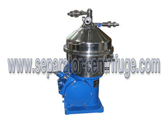 Cina New Built Food Grade Continuous Milk Disc Stack Centrifuge pemasok