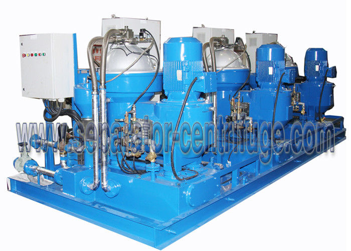 Modular Type Power Plant Equipments Fuel Forwarding Units For Power Generating