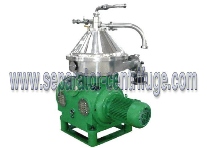 Disk Stack Centrifuges For Vegetable Oil Three-phase Oil Separator