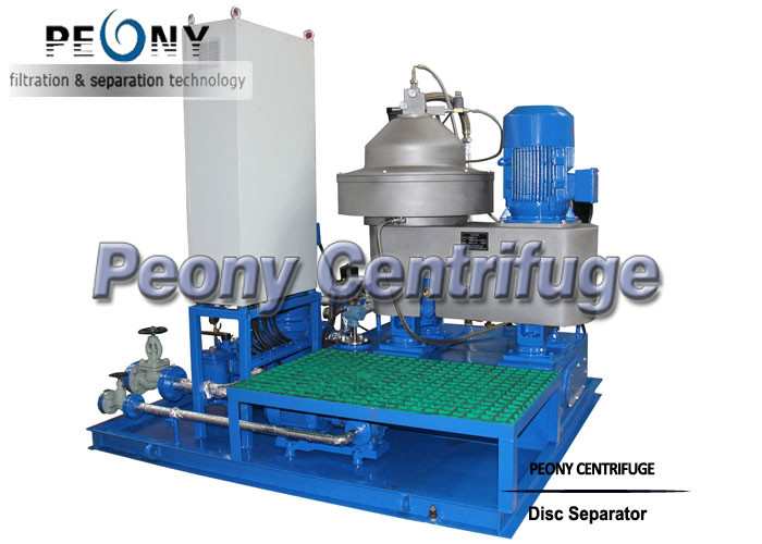 self cleaning Centrifugal Oil Separator