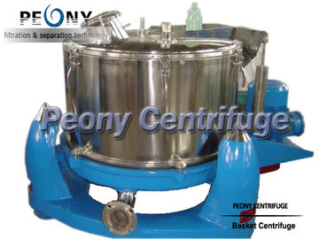 Cina Stainless Steel Adjustable Pharmaceutical Centrifuge PBL Untuk Mesin Kimia, Ekstraksi Distributor