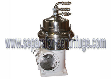 Cina Disc Bowl 3 Phase Centrifuge Machine Untuk Susu Degrease Separator Distributor